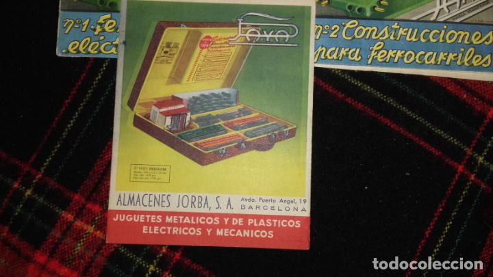 Juguetes antiguos Payá: MALETA TREN PAYA LOCOMOTORA 987, TREN ANTIGUO, TREN DE JUGUETE, TREN PAYA ESCALA 0 - Foto 10 - 140471690