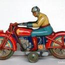 Juguetes antiguos Payá: PAYÁ Nº 804 ORIGINAL - MOTOCICLETA DE CARRERAS. Lote 140483722