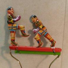 Juguetes antiguos Payá: LUCHADORES PAYÁ. Lote 112601995