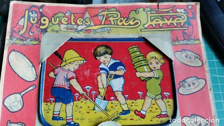 Juguetes antiguos Payá: JUEGO DE CAFÉ DE PAYA AÑOS 20 - Foto 2 - 141970814