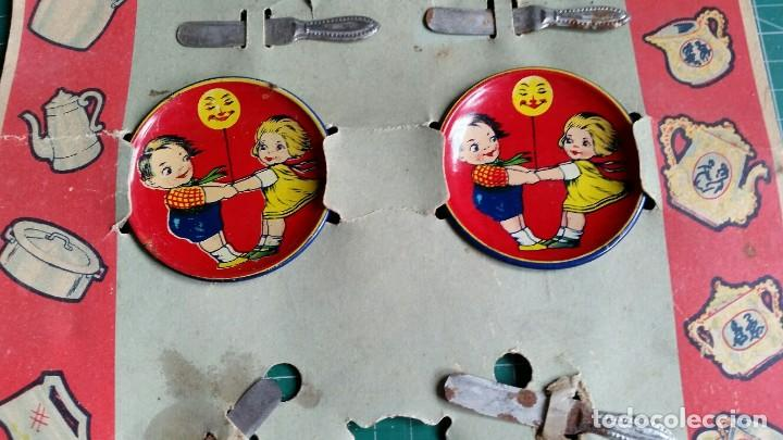 Juguetes antiguos Payá: JUEGO DE CAFÉ DE PAYA AÑOS 20 - Foto 4 - 141970814