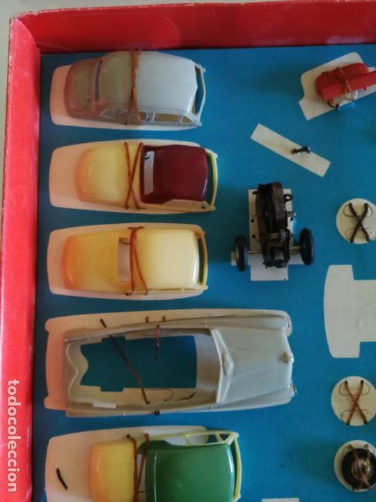 Juguetes antiguos Payá: CAJA GRANDE CONSTRUCCIONES PAYÁ DESMONTABLES MUY COMPLETO - Foto 3 - 142303082