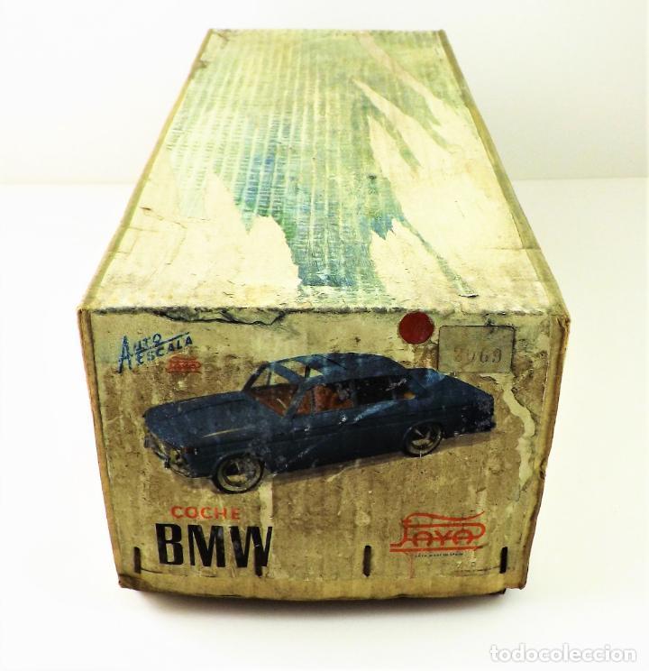 Juguetes antiguos Payá: Paya BMW fricción - Foto 11 - 131142884