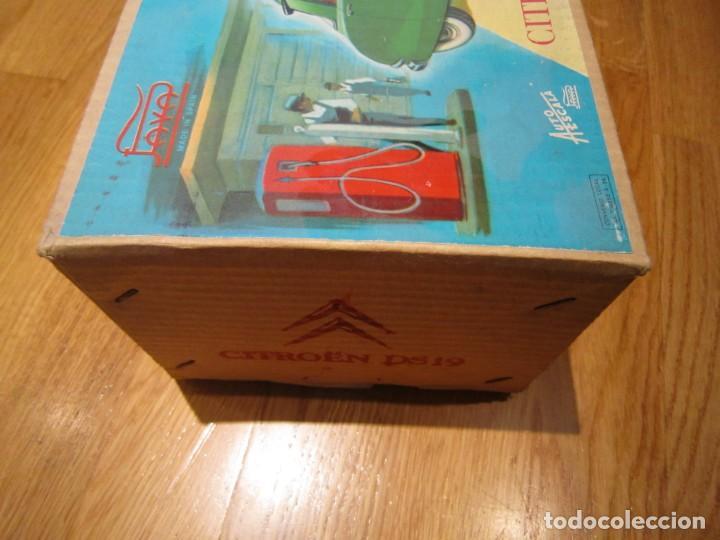 Altes Spielzeug Payá: CITROËN DS 19 PAYA. CON SU CAJA. ORIGINAL. AÑOS 60 - Foto 3 - 147722214