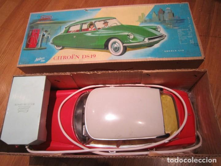 Altes Spielzeug Payá: CITROËN DS 19 PAYA. CON SU CAJA. ORIGINAL. AÑOS 60 - Foto 6 - 147722214