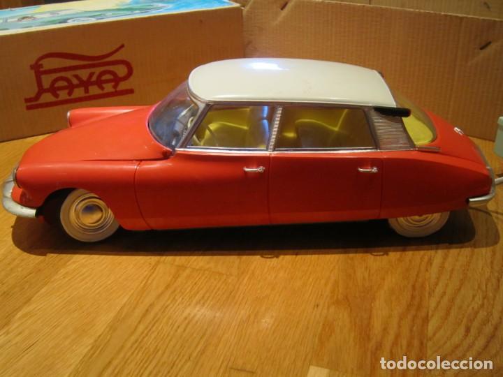 Altes Spielzeug Payá: CITROËN DS 19 PAYA. CON SU CAJA. ORIGINAL. AÑOS 60 - Foto 15 - 147722214