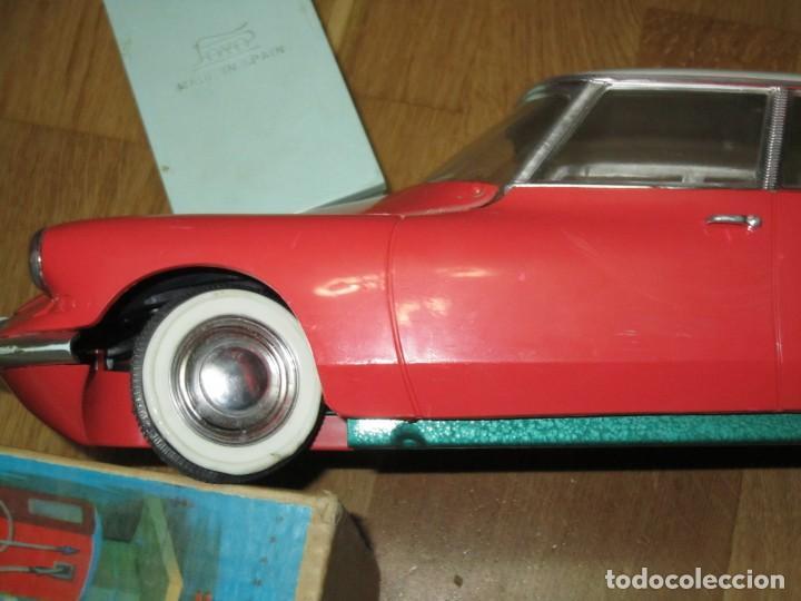 Altes Spielzeug Payá: CITROËN DS 19 PAYA. CON SU CAJA. ORIGINAL. AÑOS 60 - Foto 32 - 147722214