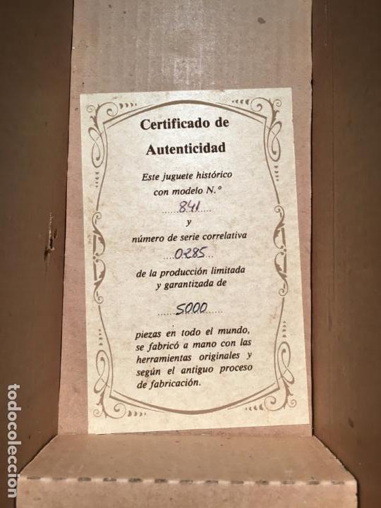 Juguetes antiguos Payá: COUPE LIMOUSINE Ref. 841 Edición Limitada y Numerada de PAYÁ del Año 1987 - Foto 8 - 147771366