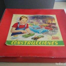 Altes Spielzeug Payá - ANTIGUO JUEGO DE CONSTRUCCIONES PAYA COCHES - 147841022