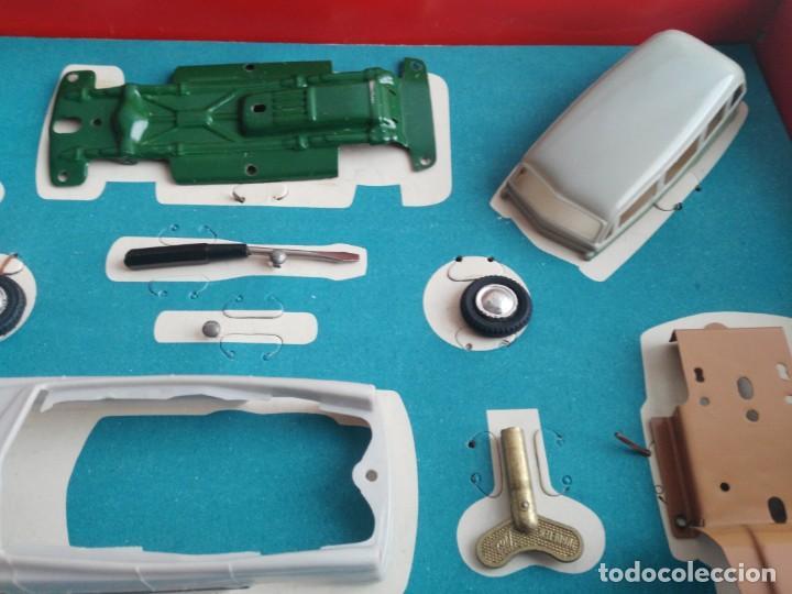 Juguetes antiguos Payá: ANTIGUO JUEGO DE CONSTRUCCIONES PAYA COCHES - Foto 16 - 147841022