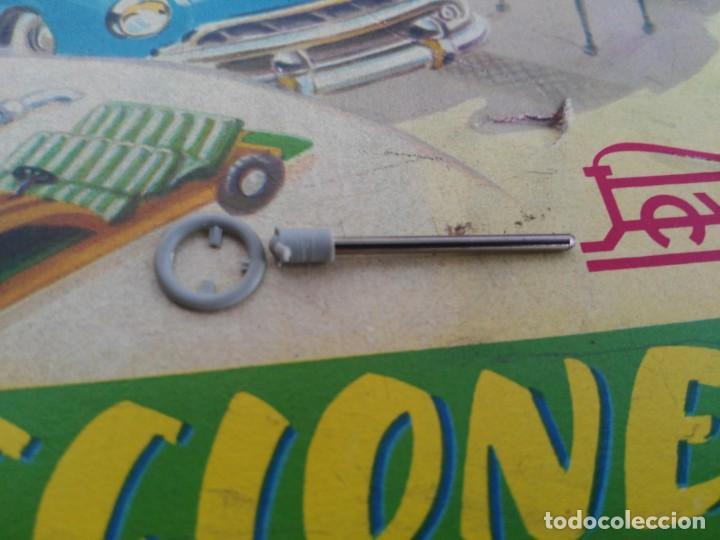 Juguetes antiguos Payá: ANTIGUO JUEGO DE CONSTRUCCIONES PAYA COCHES - Foto 20 - 147841022