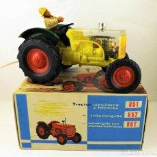 Juguetes antiguos Payá - Payá Tractor ref 862 - 148427258