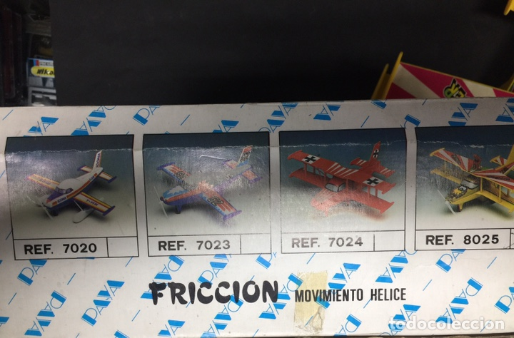Juguetes antiguos Payá: Avion fricción paya - Foto 4 - 149544277