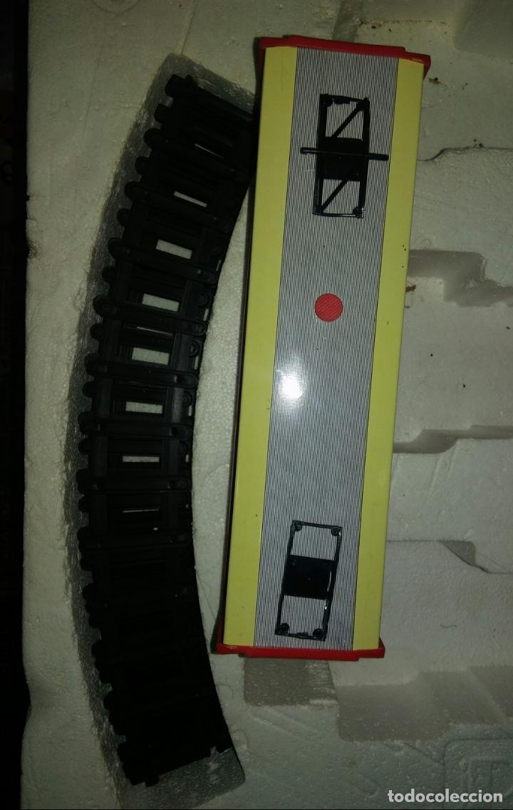 Juguetes antiguos Payá: Tren cercanias paya hojalata plastico - Foto 7 - 150149878