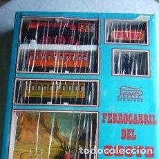 Juguetes antiguos Payá: FERROCARRIL DEL OESTE PAYÁ . Lote 150590226