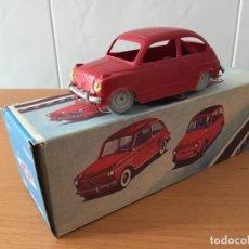 Juguetes antiguos Payá: FIAT 600 SEAT 600 INGAP PROMOCIONAL AÑOS 60. Lote 150657698