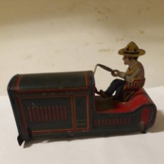 Juguetes antiguos Payá: PAYA CARROCERIA CARCASA TRACTOR DE PAYA. Lote 151444590