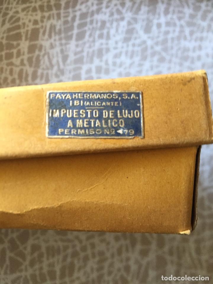 Juguetes antiguos Payá: Construcciones paya, falta mortor a cuerda - Foto 5 - 154124546