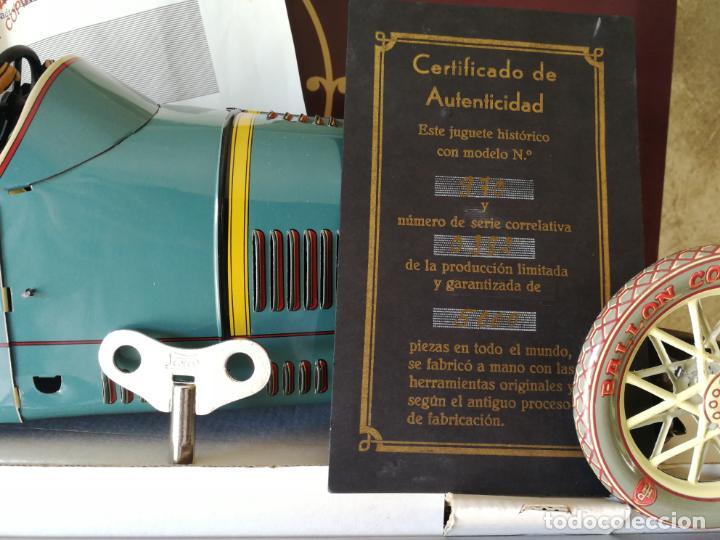 Juguetes antiguos Payá: BUGATTI PAYÁ EDICIÓN LIMITADA EN CAJA COMO NUEVO - Foto 2 - 154290238