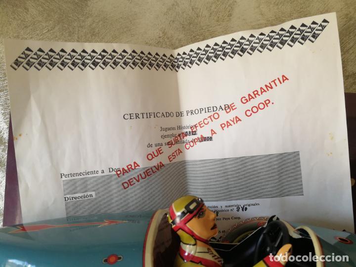 Juguetes antiguos Payá: BUGATTI PAYÁ EDICIÓN LIMITADA EN CAJA COMO NUEVO - Foto 3 - 154290238