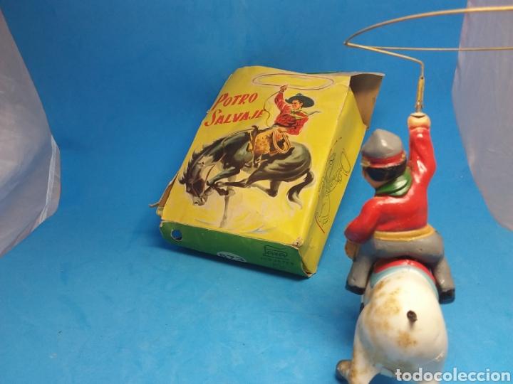 Juguetes antiguos Payá: Potro Salvaje PAYA - Foto 2 - 154377678