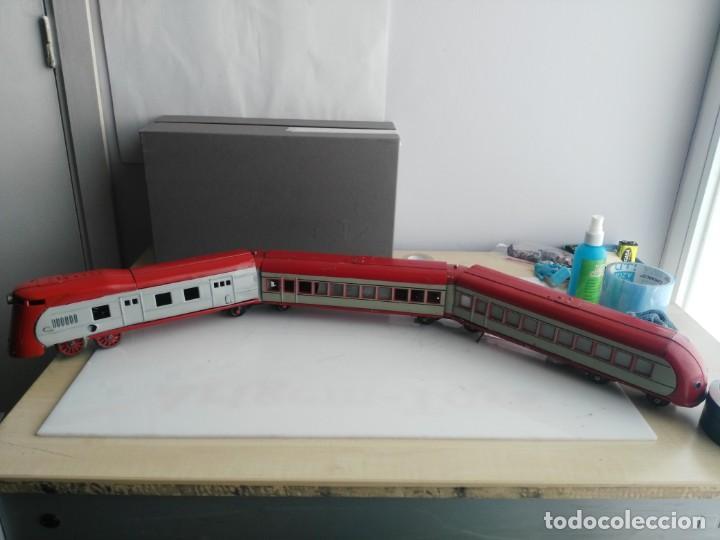 Altes Spielzeug Payá: antiguo tren paya automotor paya - Foto 2 - 154795986