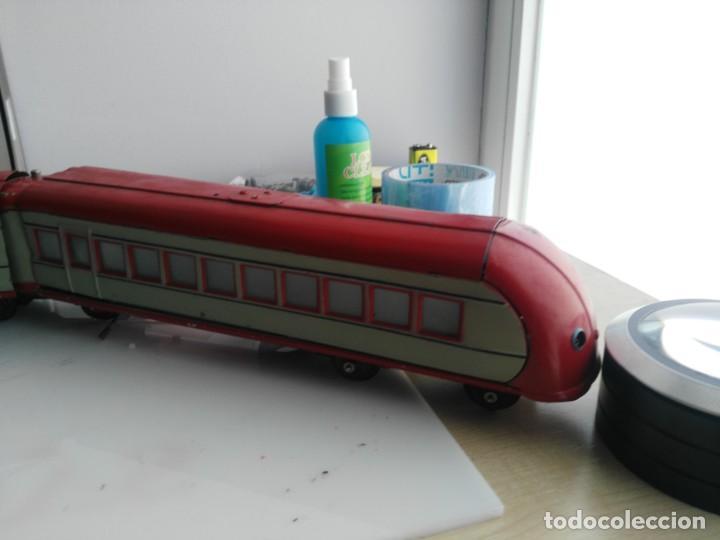 Altes Spielzeug Payá: antiguo tren paya automotor paya - Foto 5 - 154795986