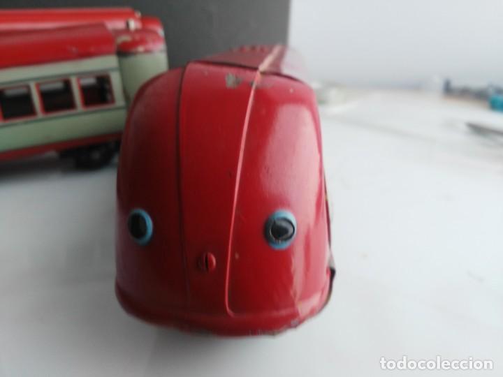 Altes Spielzeug Payá: antiguo tren paya automotor paya - Foto 6 - 154795986