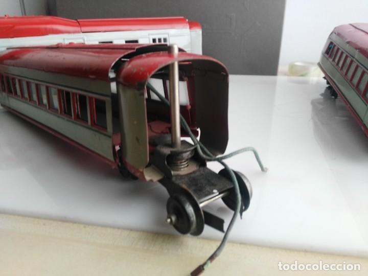 Altes Spielzeug Payá: antiguo tren paya automotor paya - Foto 10 - 154795986