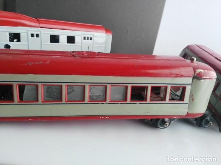 Altes Spielzeug Payá: antiguo tren paya automotor paya - Foto 11 - 154795986