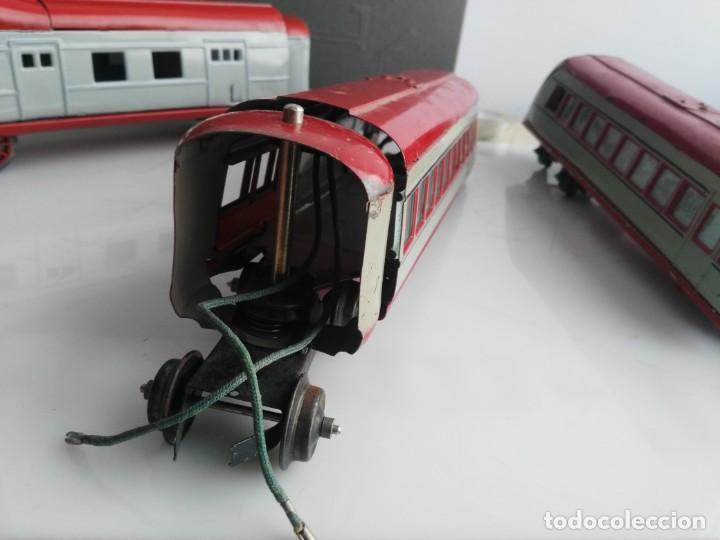 Altes Spielzeug Payá: antiguo tren paya automotor paya - Foto 14 - 154795986