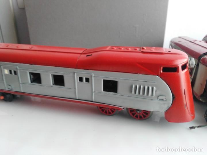 Altes Spielzeug Payá: antiguo tren paya automotor paya - Foto 18 - 154795986