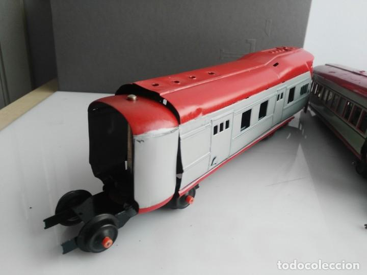 Altes Spielzeug Payá: antiguo tren paya automotor paya - Foto 19 - 154795986