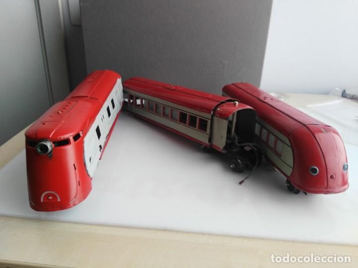 Altes Spielzeug Payá: antiguo tren paya automotor paya - Foto 22 - 154795986
