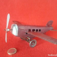 Juguetes antiguos Payá: SUPERTOYS PH PAYA HERMANOS , AVION JUNKERS 1927. Lote 158463454