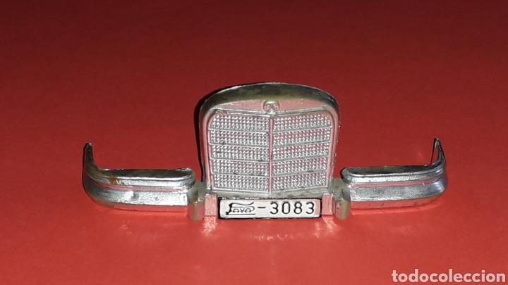 Juguetes antiguos Payá: Mercedes 600 Pullman 3083, paragolpes defensa frontal + calandra, Juguetes Payá, original años 60-70 - Foto 2 - 160599332