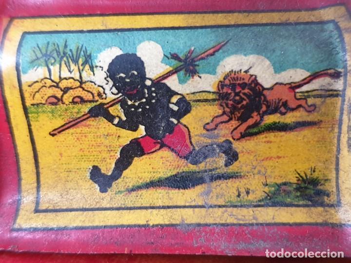 Juguetes antiguos Payá: ANTIGUO TIOVIVO (CARRUSEL) DE LA PAYA DE HOJALATA (LATA), FUNCIONA PERFECTAMENTE. - Foto 8 - 166151938