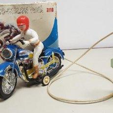 Juguetes antiguos Payá: S9- ANTIGUA MOTO-CICLON PAYA REF 3110. Lote 167130364