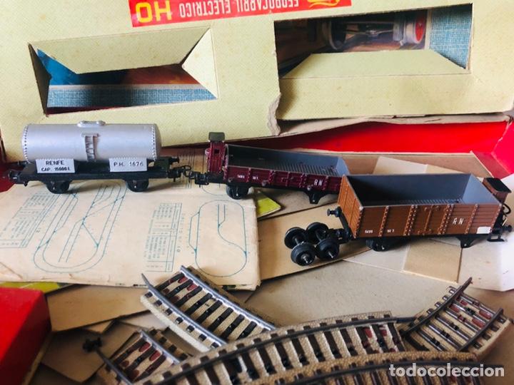 Juguetes antiguos Payá: Tren paya en caja - Foto 2 - 172028409