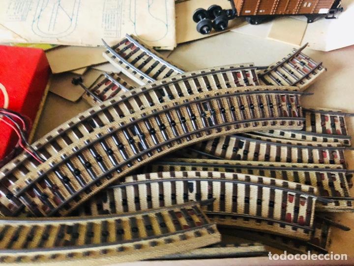 Juguetes antiguos Payá: Tren paya en caja - Foto 7 - 172028409