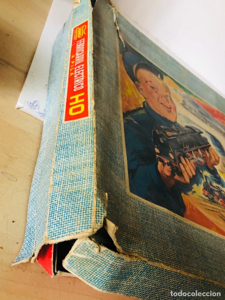 Juguetes antiguos Payá: Tren paya en caja - Foto 10 - 172028409
