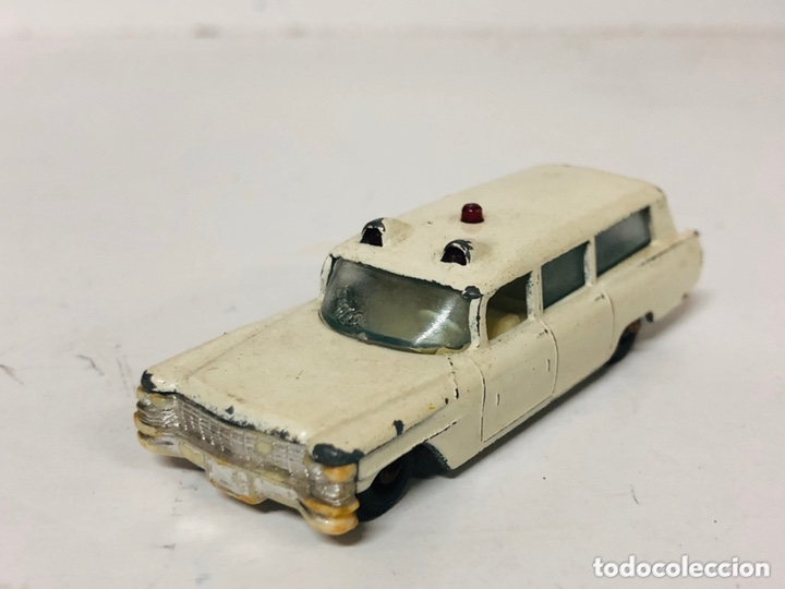 Juguetes antiguos Payá: Cadillac Ambulancia Internacional Payá nº 2105 años 60 - Foto 2 - 172305933