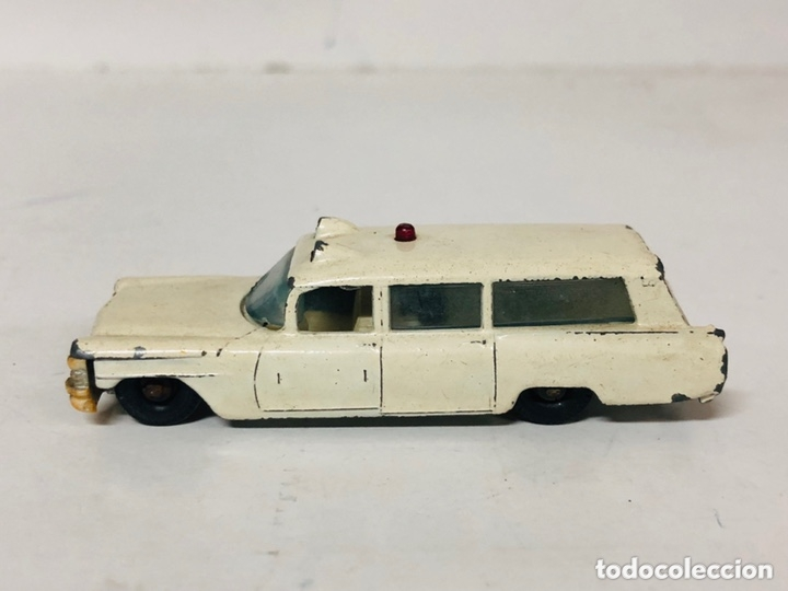 Juguetes antiguos Payá: Cadillac Ambulancia Internacional Payá nº 2105 años 60 - Foto 3 - 172305933