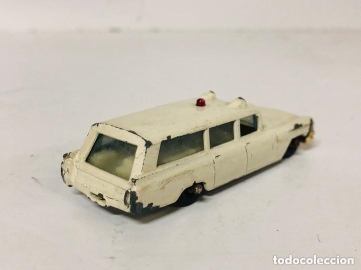 Juguetes antiguos Payá: Cadillac Ambulancia Internacional Payá nº 2105 años 60 - Foto 5 - 172305933
