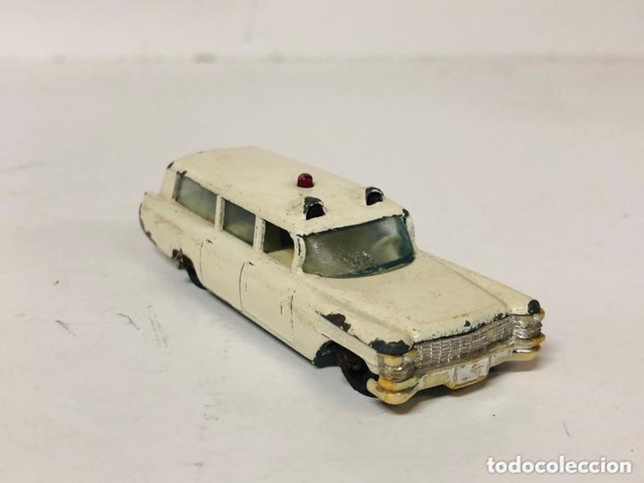 Juguetes antiguos Payá: Cadillac Ambulancia Internacional Payá nº 2105 años 60 - Foto 7 - 172305933