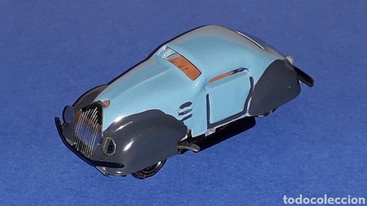 Juguetes antiguos Payá: Auto Pulga ref. 641, Paya Reedición serie numerada Juguete Histórico, Ibi Alicante España. Año 1998. - Foto 3 - 175412249