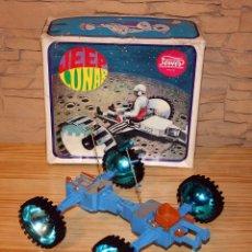 Juguetes antiguos Payá: JEEP LUNAR DE PAYA - EN SU CAJA ORIGINAL - SPACE AGE - EN SU CAJA ORIGINAL - REF. 3131. Lote 177397097