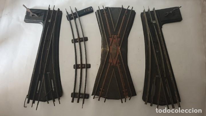 Juguetes antiguos Payá: LOTE VIAS PAYA - Foto 16 - 179041115