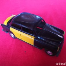Juguetes antiguos Payá: SEAT 1400 TAXI BARCELONA. Lote 179058836