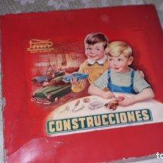 Juguetes antiguos Payá: PAYA CONSTRUCCIONES AUTOMOVILES PAYA REF. 763, JUGUETE ANTIGUO, JUGUETE PAYA. Lote 182530746
